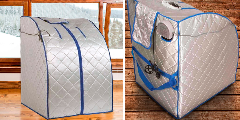 Review of Gizmo Supply XL Therapeutic Portable Infrared Sauna Spa