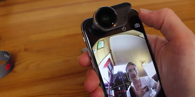 Detailed review of Olloclip 4-IN-1 Clip OCEU-IPH6-FW2M-SB