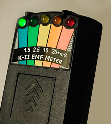 Review of K2 Black EMF Meter