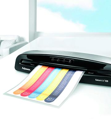 Review of Fellowes Saturn3i 125 Laminator Machine