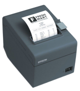 Epson TM-T20II Direct Thermal Printer USB - Monochrome - Desktop