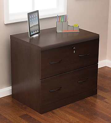 Review of Z-Line Designs ZL2262-2ELU 2-Drawer Lateral File Espresso Cabinet