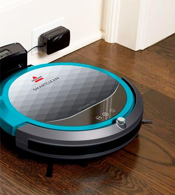Review of Bissell SmartClean 1605 Triple Action Cleaning