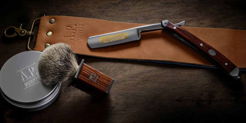 Review of AP Donovan RASMES-03 Japanese Steel Straight Razor