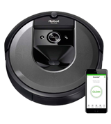 iRobot Roomba i7 Robot Vacuum with Clean Base