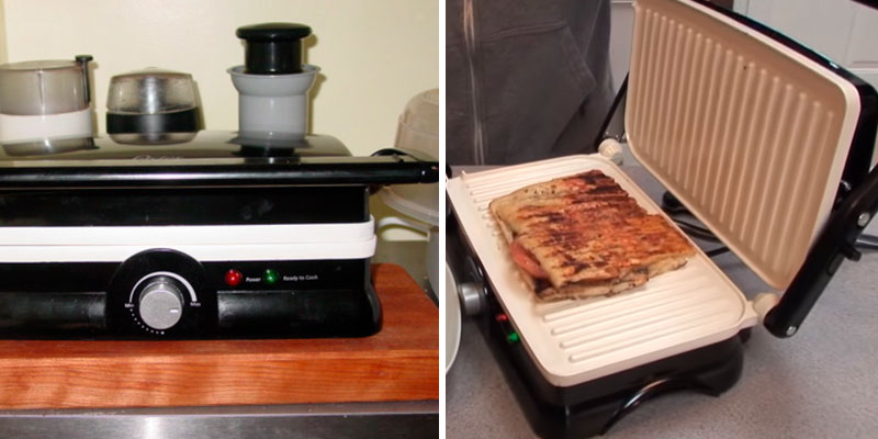 Review of Oster CKSTPM20W-ECO Sandwich and Panini Maker
