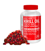 Bronson (1000mg) Antarctic Krill Oil