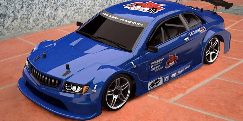 Redcat Racing BL10315 1/10 Scale EPX application