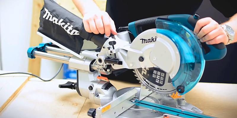 Review of Makita LS1018 10'' Dual-Bevel Slide