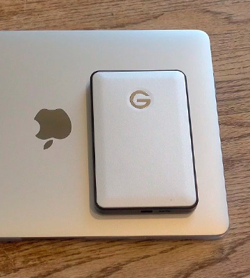 Review of G-Technology G-DRIVE MOBILE for Mac Portable External Hard Drive