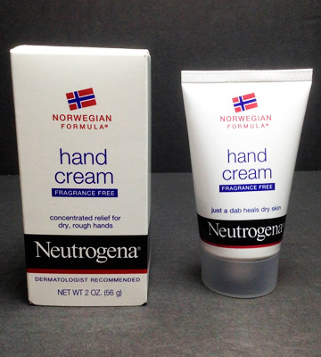 Review of Neutrogena Fragrance-Free for Dry Chapped Hands