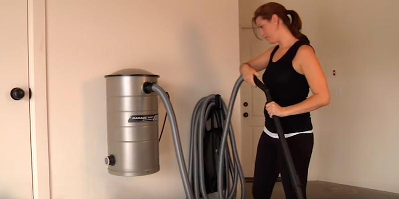 Review of VacuMaid GV50PRO Wall Mounted Garage and Car Vacuum