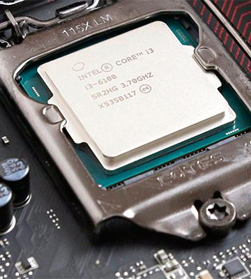 Review of Intel Core i3-6100 3M Cache, 3.70 GHz Processor