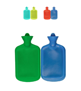 SteadMax Natural Rubber 2 Hot Water Bottles