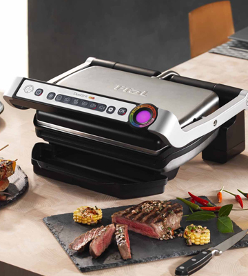 Review of T-fal GC702 OptiGrill Indoor Grill