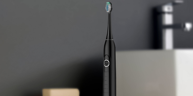 Review of Liberex MS100 Sonic Electric Toothbrush