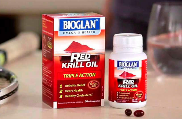 Comparison of Krill Oils