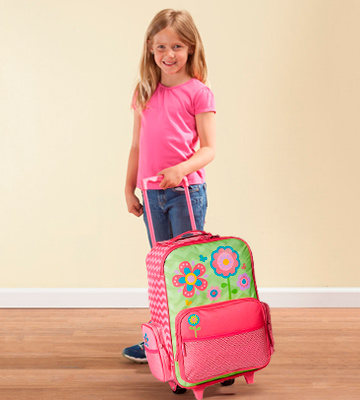 Review of Stephen Joseph Girls Classic Rolling Luggage