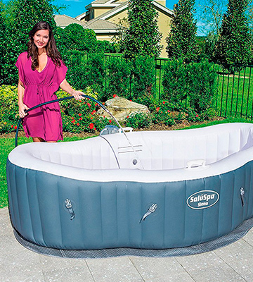 Review of Bestway 54157E SaluSpa Siena AirJet Inflatable Hot Tub