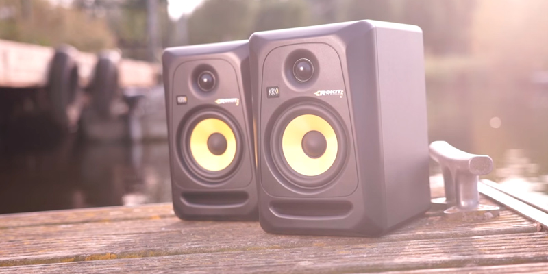 Review of KRK Rokit 5 (RP5G3-NA) Powered Studio Monitor (Generation 3) (Pair)