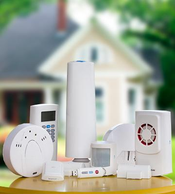 Review of Simplisafe2 Wireless Home Security System