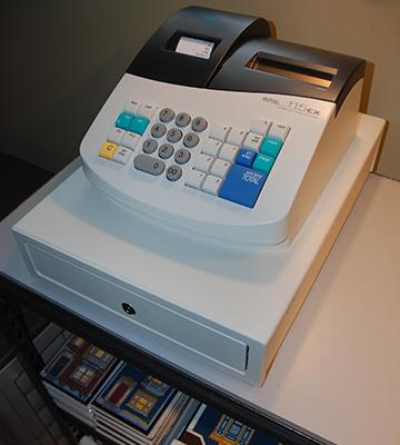 Review of Royal 115CX Cash Register