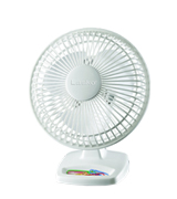 Lasko 2002W 6-Inch Personal Table Fan