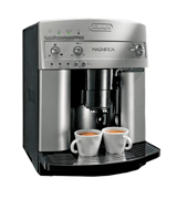 Delonghi ESAM3300 Magnifica Super-Automatic Coffee Machine with Patented Cappuccino System