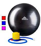 Black Mountain Static Strength Exercise Ball