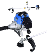 Blue Max 52623 Dual Line Trimmer and Brush Cutter
