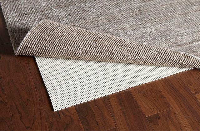 under cushion mats wool pads natures mat rug