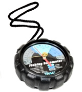TRAC-Outdoor Products T3002 Fishing Barometer