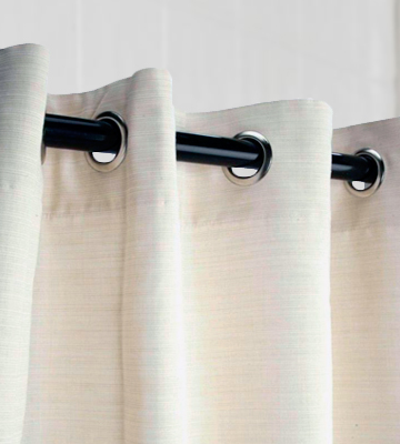 Review of AIZESI 4PCS Spring Tension Curtain Rod