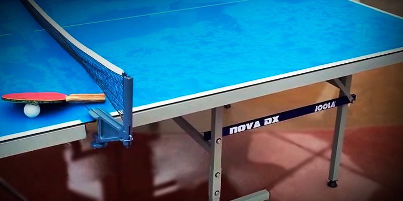 JOOLA Nova Outdoor Table Tennis Table in the use