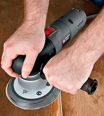 Review of PORTER-CABLE 7346SP Random Orbit Sander with Polishing Pad