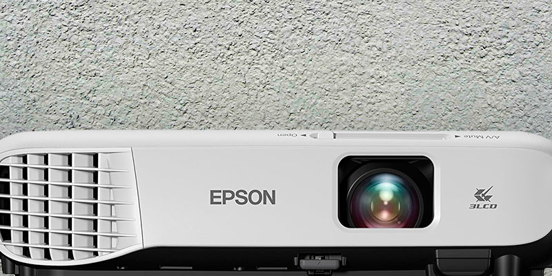 Review of Epson VS250 Projector