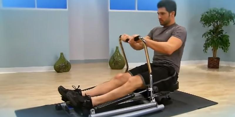 Review of Stamina 1215 Orbital Rowing Machine