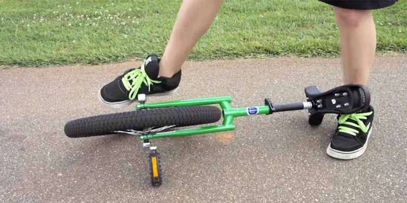 "Review of Generic 24"" Unicycle"