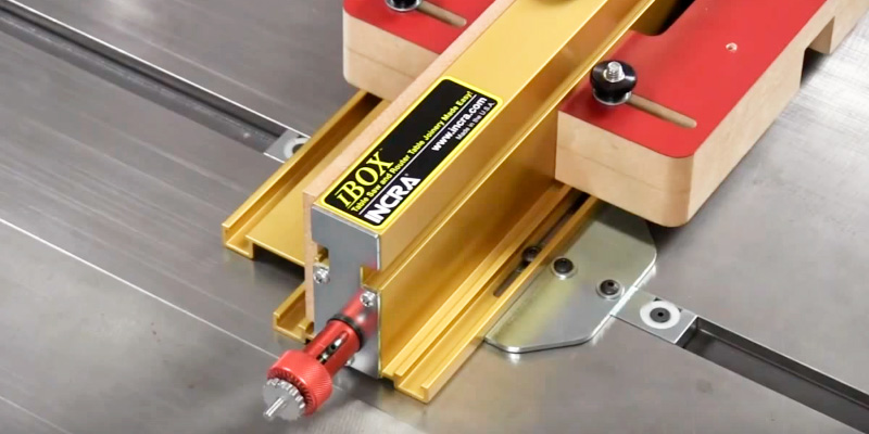 Detailed review of INCRA I-BOX Jig for Box Joints