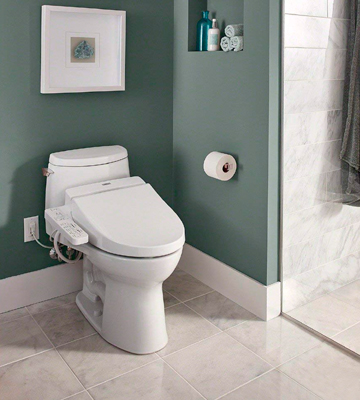 Review of Toto Washlet C100 SW2034 Electronic Bidet Toilet Seat