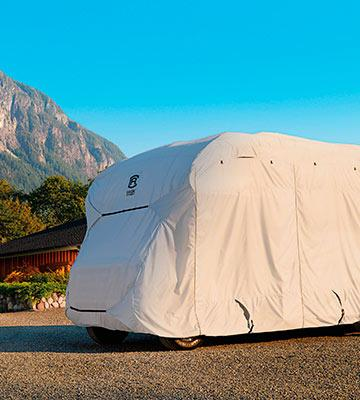 Review of Classic Accessories OverDrive PermaPRO Travel Trailer Cover