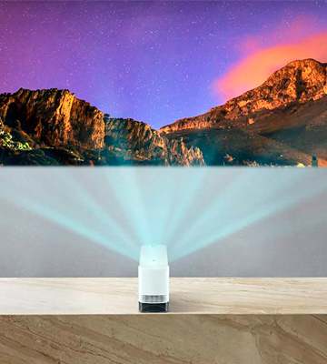Review of LG HF85JA Ultra Short Throw Laser Projector