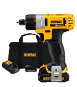 DEWALT DCF610S2 Screwdriver Kit