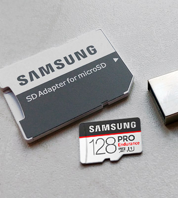 Review of Samsung PRO Endurance Micro SD UHS-I Memory Card (100/30 MB/s)