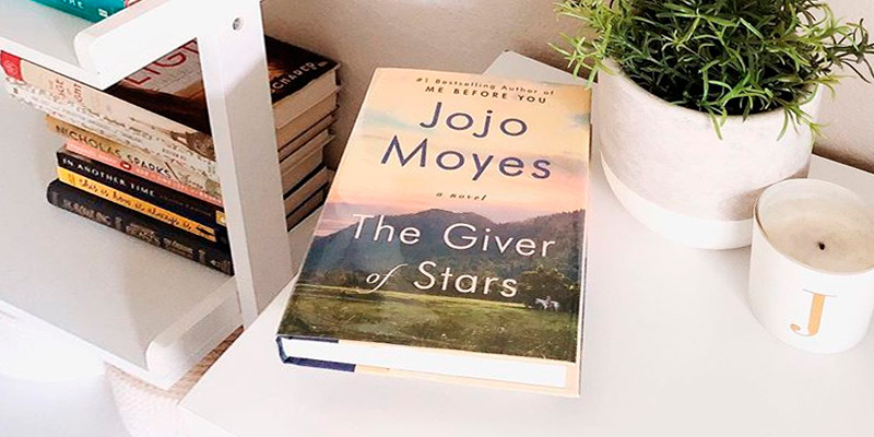 Review of Jojo Moyes The Giver of Stars A Novel