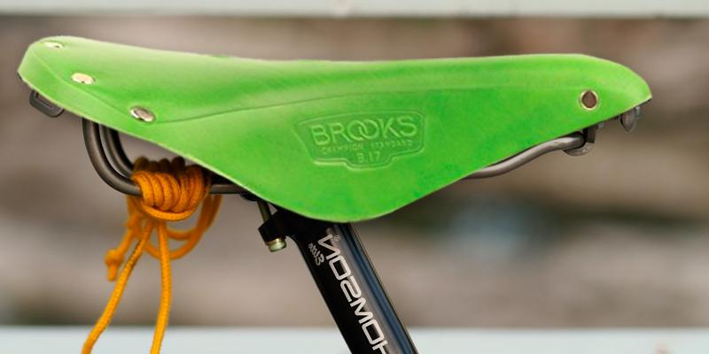 Detailed review of Brooks B17 Standard Steel Saddle