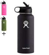 Hydro Flask Vacuum Insulated Water Bottle with Hydro Flex Cap