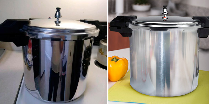 Review of Mirro 92122A Pressure Cooker Canner Cookware