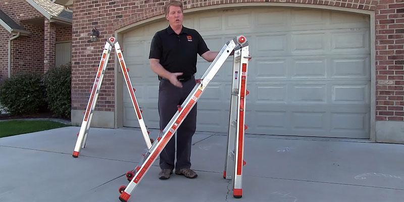 Review of Little Giant Alta One Extension Ladder
