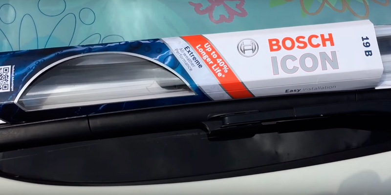Detailed review of Bosch ICON Beam Winter/Summer Wiper Blade